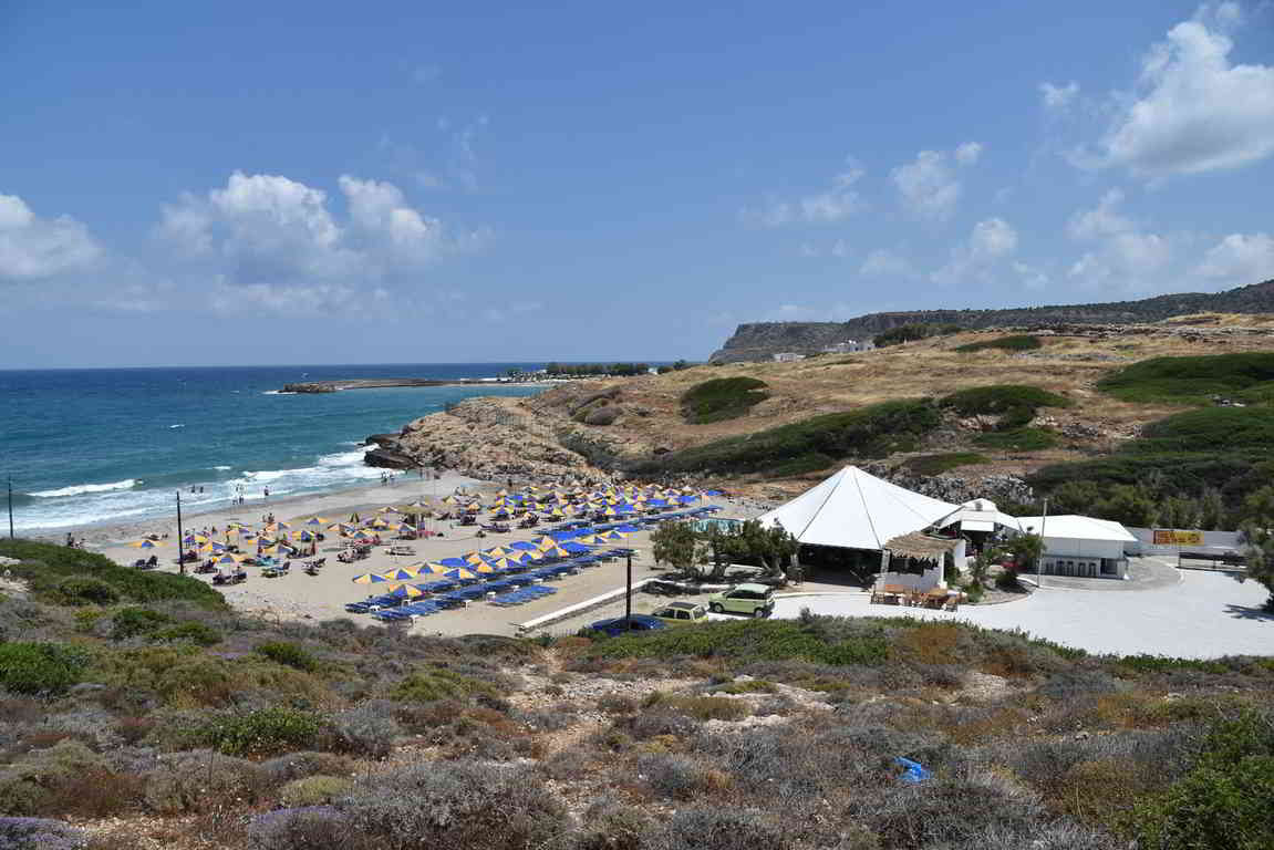 Boufos Sisi beach, Agios Nikolaos, Crete