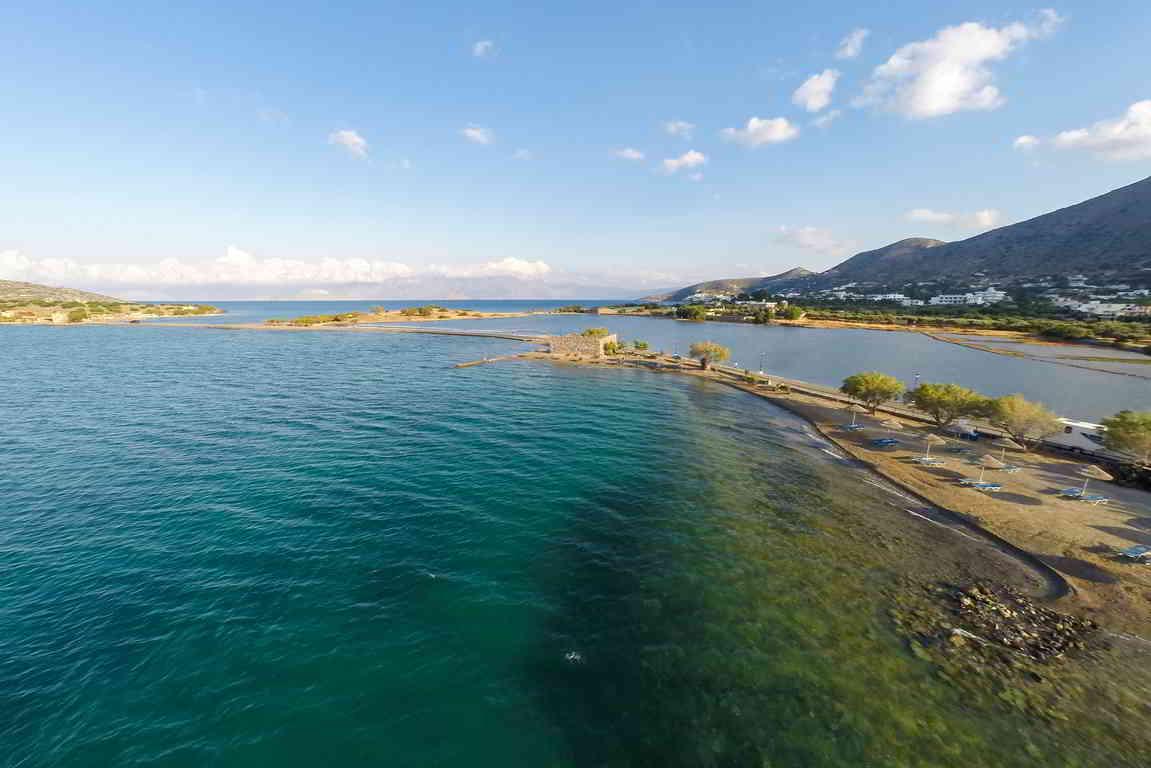 Hiona Elounda beach, Agios Nikolaos, Crete