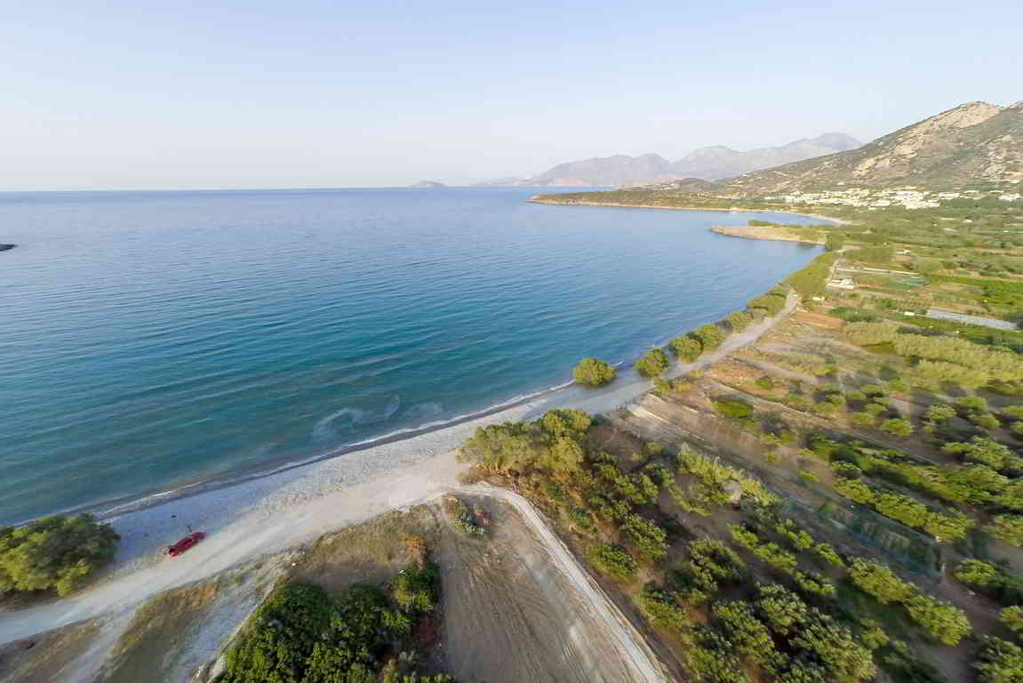 Karavostasi beach, Agios Nikolaos, Crete