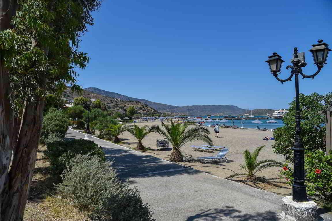 Schimsa Elounda beach, Agios Nikolaos, Crete