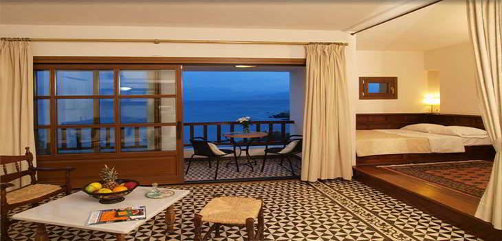 palazzo accommodation