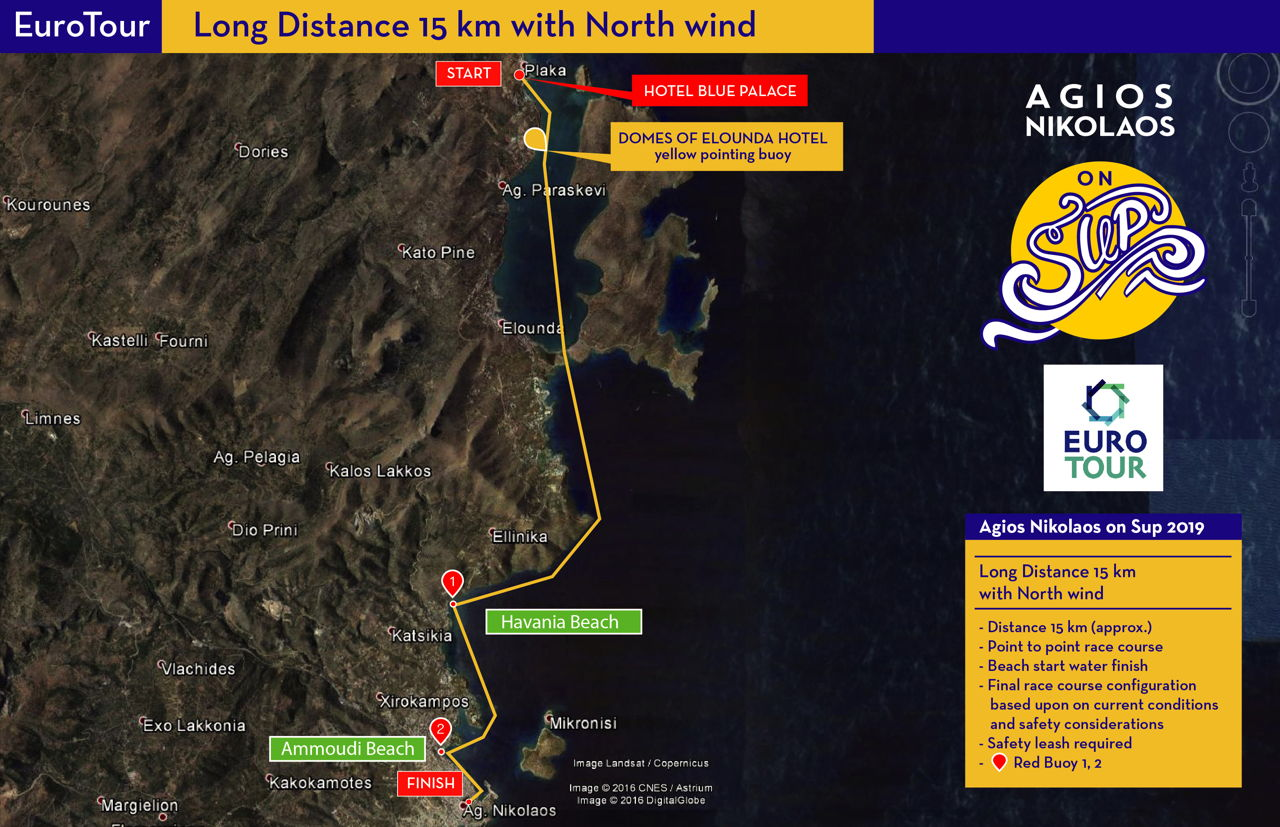 EuroTour 12km South Wind 2019