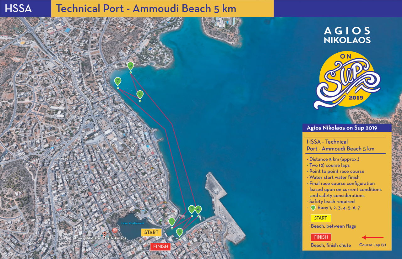 Technical Port-Ammoudi 5km 2019